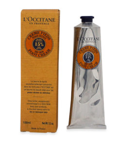 L'Occitane Shea Butter Foot Cream 5.2 Oz
