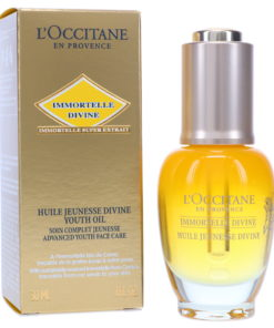 L'Occitane Anti-Aging Divine Youth Oil 1 oz.