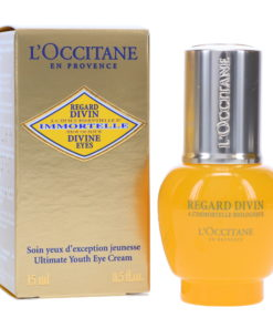 L'Occitane Immortelle Divine Eye Cream 0.5 oz