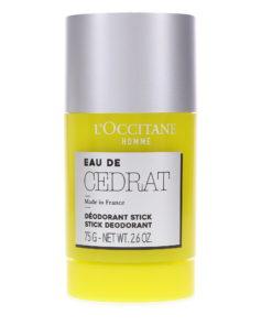 L'Occitane Men's Cedrat Stick Deodorant