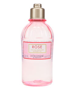 L'Occitane Rose 4 Reines Bath & Shower Gel 8.4 Oz