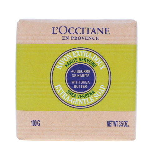 L'Occitane Shea Butter Extra-Gentle Verbena Soap 3.5 oz