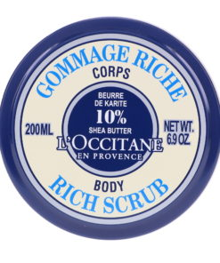 L'Occitane Ultra Rich Body Scrub 6.9 oz