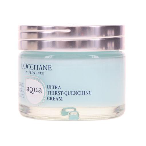 L'Occitane Ultra Thirst-Quenching Cream Moisturizer 1.7 oz