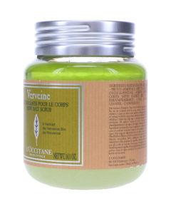 L'Occitane Verbana Body Salt Scrub 14.1 oz.