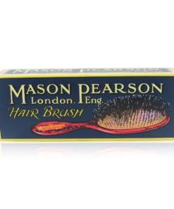 Mason Pearson Pure Bristle Pocket Hair Brush - Travel Size