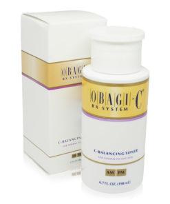 Obagi C RX System C-Balancing Toner For Normal to Oily Skin, 6.7 oz.