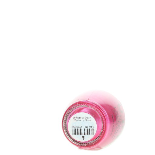 OPI A Rose At DWN/BRK By Noon NLV11 .5 oz.