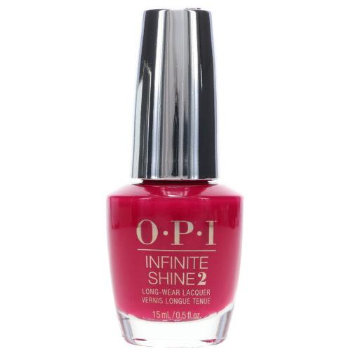 OPI Infinite Shine Miami Beet 0.5 oz