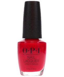 OPI Red NLL72, 0.5 oz.