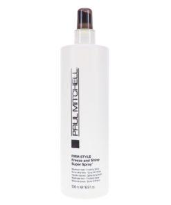 Paul Mitchell Freeze and Shine Super Spray 16.9 oz.