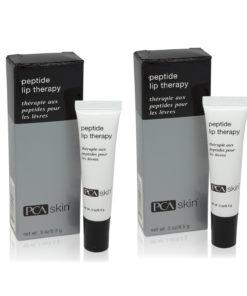 PCA Skin Peptide Lip Therapy 0.3 oz. - 2 pack