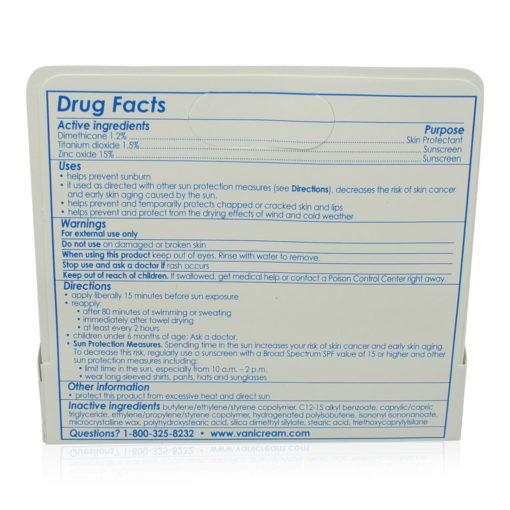Vanicream Lip Protectant Tube - 0.35 Ozs  4 pack