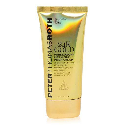 Peter Thomas Roth 24K Gold Pure Luxury Lift & Firm Prism Cream 1.7 oz.