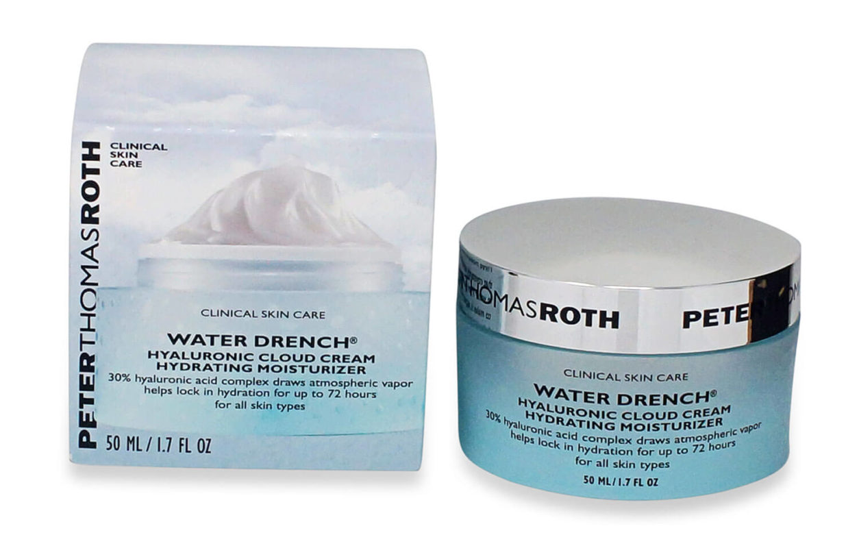 Peter Thomas Roth Water Drench Hyluronic Cloud Cream Hydrating Moisturizer can