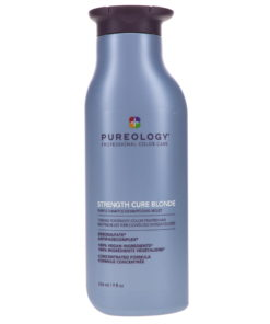 Pureology Strength Cure Best Blonde Shampoo 9 oz and Strength Cure Best Blonde Conditioner 9 oz Combo Pack