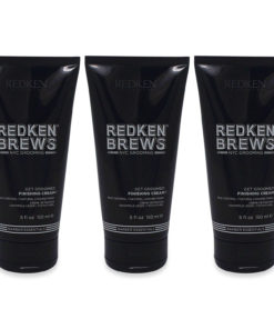 Redken Brews Finishing Cream 5 oz 3 Pack