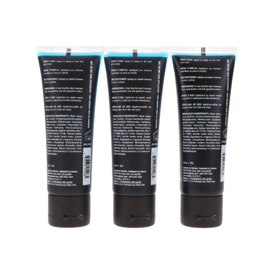 Sexy Hair Short-Sexy Hard Up Gel 1.7 oz 3 Pack
