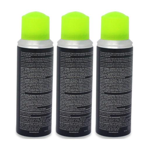 Tigi Rockaholic Dirty Secret Dry Shampoo 2.5 Oz- 3 Pack