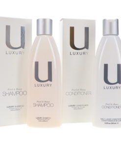 UNITE Hair U Luxury Pearl and Honey Shampoo and Conditioner Combo Pack 8.5 oz.