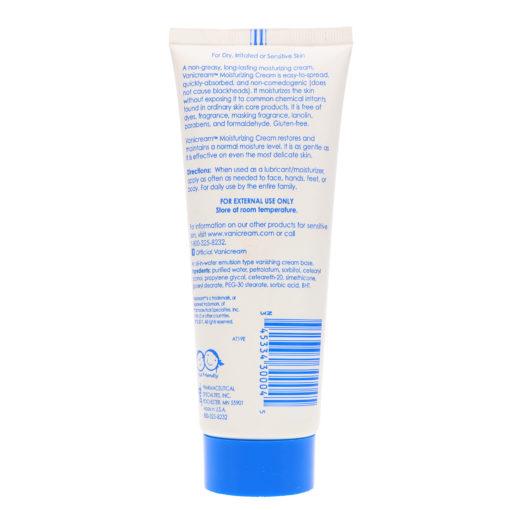 Vanicream Moisturizing Cream 4 Oz (2 Pack)