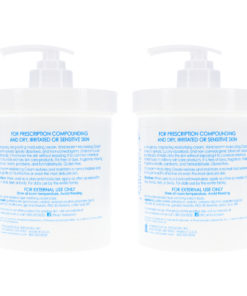 Vanicream Moisturizing Skin Cream with Pump Dispenser 16 Oz  (Pack of 2)