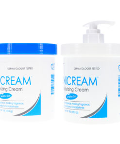 Vanicream Moisturizing Skin Cream with Pump Dispenser Plus Jar - 16 Oz - Combo Pack