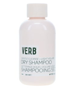 Verb Gentle Cleanse and Light Volume Dry Shampoo 2 Oz