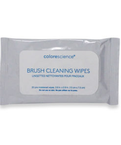 Colorescience Brush Cleaning Wipes 20 ct.
