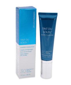 Colorescience Tint du Soleil SPF 30 UV Protective Foundation Light 1 oz.
