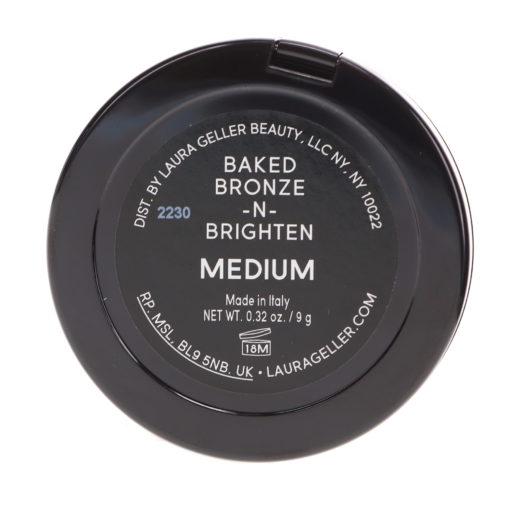 Laura Geller Baked Baked Bronze-n-Brighten Medium 0.16 oz
