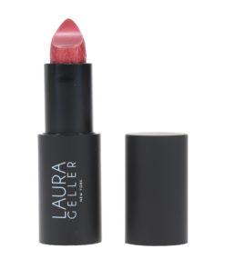Laura Geller Iconic Baked Sculpting Lipstick Empire State Violet Metallic 0.13 oz