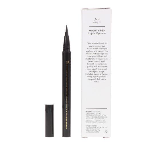Laura Geller Mighty Pen Liquid Eyeliner Carbon Black 0.08 oz