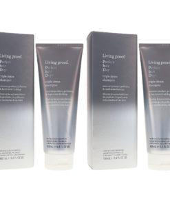 Living Proof Perfect Hair Day Triple Detox Shampoo 5.4 oz 2 Pack
