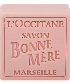L'Occitane Bonne Mere Soap Rose 3.5 oz.
