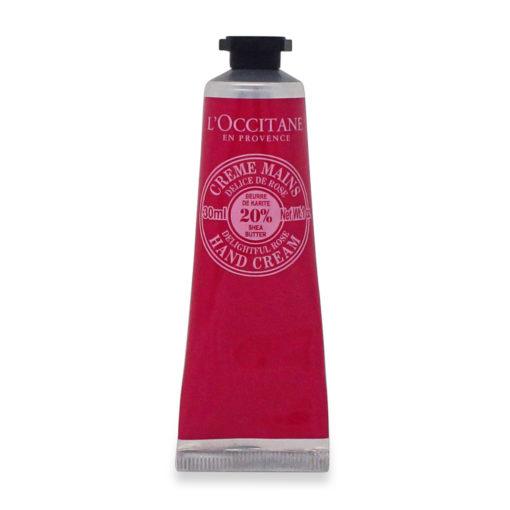 L'Occitane Shea Butter Rose Heart Hand Cream 1 Oz