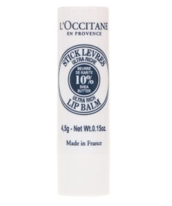 L'Occitane Shea Butter Lip Balm 0.15 oz