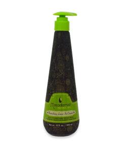 Macadamia Natural Oil Nourishing Leave In Cream 10 Oz