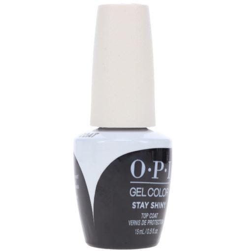 OPI Gel Color Stay Shiny Top Coat 0.5 oz