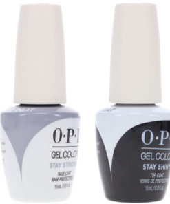 OPI Gel Color Stay Strong Duo