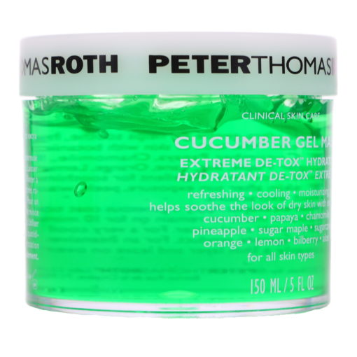 Peter Thomas Roth Cucumber Gel Masque 5 oz.
