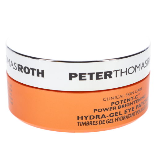 Peter Thomas Roth Potent-C Power Brightening Hydra-Gel Eye Patches 60 ct
