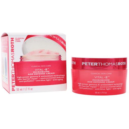 Peter Thomas Roth Vital-E Microbiome Age Defense Cream 1.7 oz