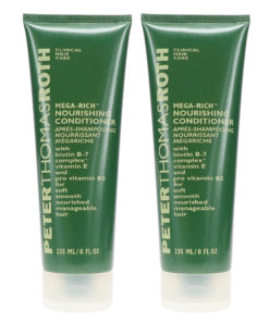 Peter Thomas Roth Mega Rich Conditioner 8 oz 2 Pack