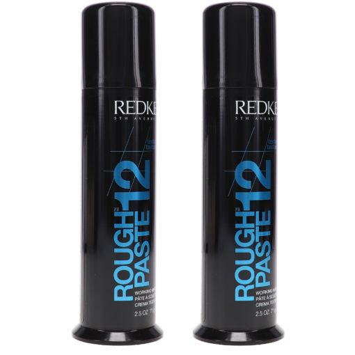 Redken 12 Rough Paste Working Material 2.5 Oz- 2 Pack