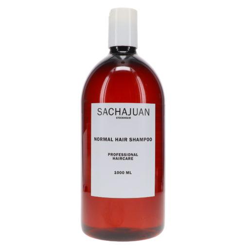 Sachajuan Normal Hair Shampoo 33.8 oz and Normal Hair Conditioner 33.8 oz Combo Pack