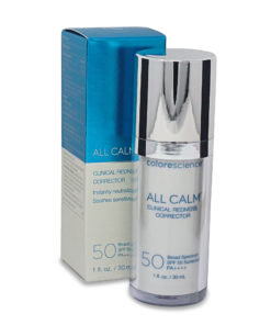 Colorescience All Calm Clinical Redness Corrector SPF 50 Broad Spectrum 1 oz.