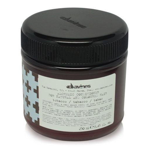 Davines Alchemic Conditioner Tobacco 8.5 oz.