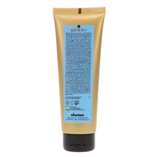 Davines This Is A Strong Hold Cream Gel 4.22 oz.