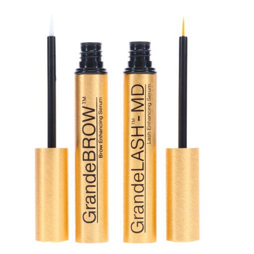Grandelash Grandebrow Enhancing Serum 0.1 oz & MD Serum Lash Enhancing 0.07 oz